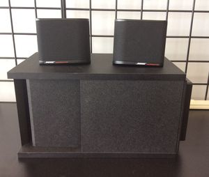 Bose Acoustimass 3 Series II Speaker System for Sale in TWN N CNTRY, FL