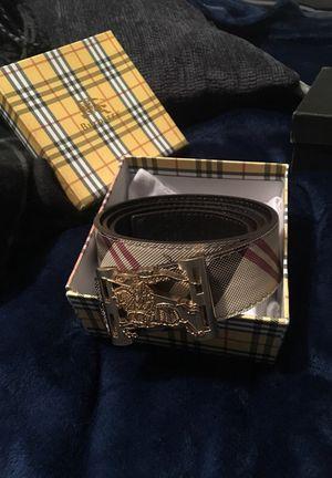 Burberry belt for Sale in Nashville, TN