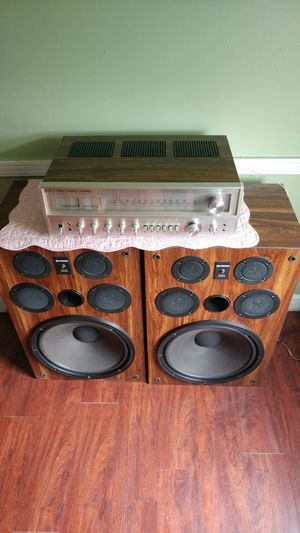 Fisher stereo system for Sale in Chicago, IL