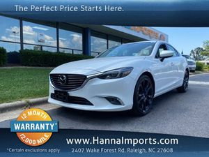 2016 Mazda Mazda6 for Sale in Raleigh, NC