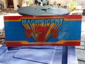 Slot machine Glass for Sale in Murrieta, CA