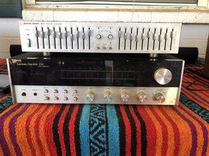 Complete vintage Harman Kardon system / Bose speakers for Sale in Scottsdale, AZ