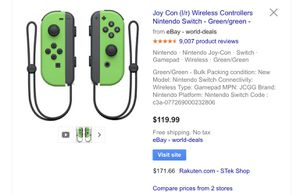 Nintendo Switch Accessories for Sale in Los Angeles, CA