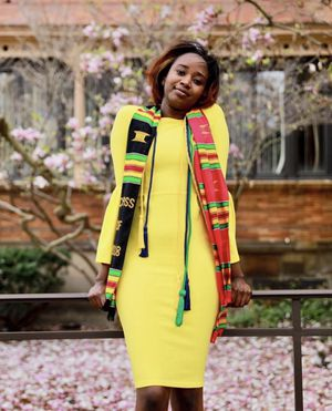 ASOS yellow graduation dress for Sale in Philadelphia, PA
