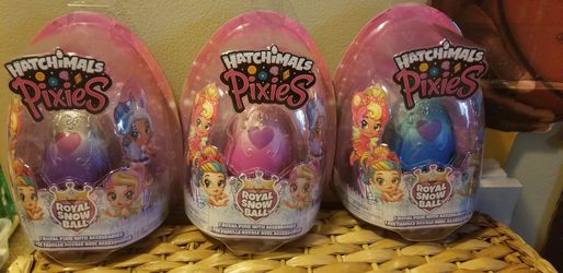 """Hatchimals - Pixies 2.5"""" Collectible Doll and Accessories - Blind Box for Sale in Olmsted Falls,  OH"""