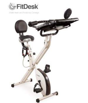 Fit Desk Exercise Bike in new condition! Make an offer! for Sale in Atlanta, GA