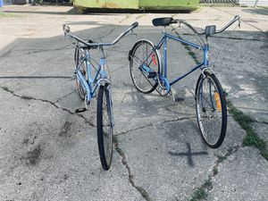 Vintage Schwinn Bike Set for Sale in Pontiac, MI