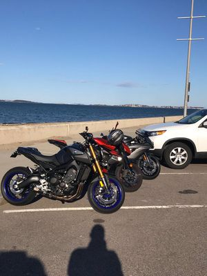 Motorcycle Yamaha fz09 2014 for Sale in Deerfield Beach, FL