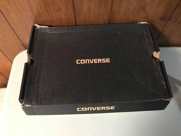 Converse Khaki Vintage Shoes