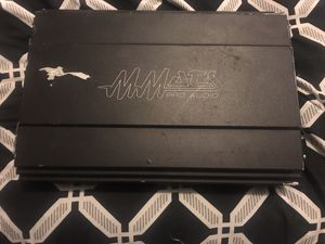 Mats Pro Audio M3000.1 for Sale in Capitol Heights, MD