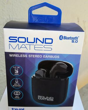 Bluetooth Earbuds and Speaker for Sale in Vallejo, CA