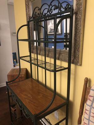 Wine/bakers rack for Sale in Glen Burnie, MD