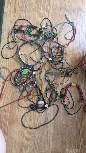 35 Pieces of accessories and jewelry for Sale in Richmond, VA