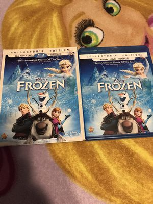 Disney Movie Frozen for Sale in San Antonio, TX