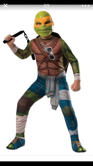 Halloween! Mens large Michael Angelo costume for Sale in Denver, CO