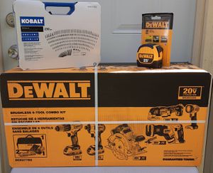 Dewalt combo for Sale in Chicago, IL