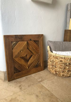 Elm wood home decor for Sale in San Diego, CA