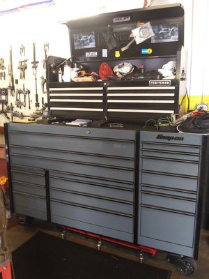 Craftsman 52in top box tool chest for Sale in Port Richey, FL
