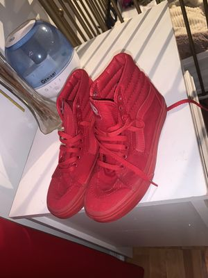 6.5 Red Vans for Sale in Port St. Lucie, FL