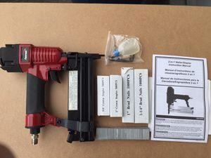 Nailer and staple combo gun for Sale in Redmond, WA