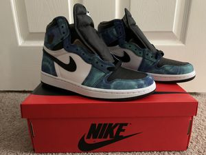 Jordan 1 Retro High Tie Dye for Sale in Lowell, MA