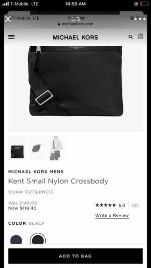 Mk men's crossbody bag for Sale in Commerce, CA