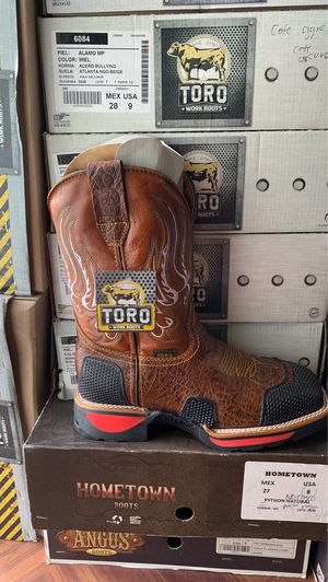 Resistant work boots for Sale in Houston, TX