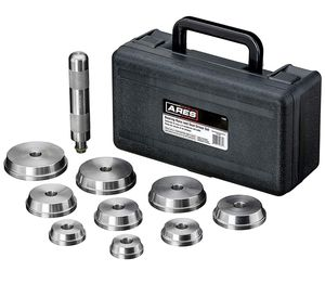 A RES 71003 - Bearing Race and Seal Driver Set - Universal Kit Allows for Easy Race and Seal Installation - Storage Case Included for Sale in Seattle, WA