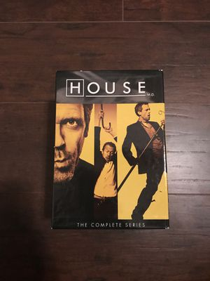 House M.D. Complete 8 seasons DVD collection for Sale in Tyler, TX
