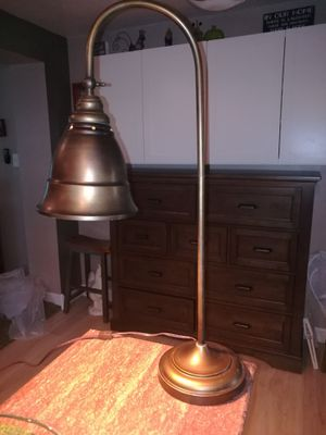 Antique brass farmhouse table lamp for Sale in Canonsburg, PA