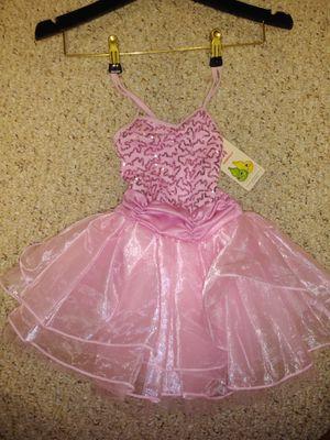 Kids pink ballerina tutu for Sale in College Park, GA