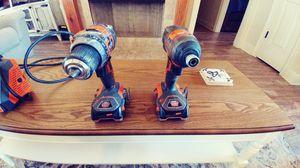 Ridgid 18v drill & impact driver for Sale in Denham Springs, LA