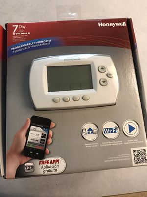 Honeywell WiFi thermostat new for Sale in University Place, WA