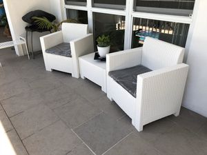 Patio-Outdoor-Italian Modern Furniture NEW for Sale in FL, US