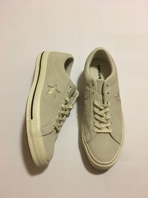 """Converse One Star """"Silver Star"""" Size 10 for Sale in San Francisco, CA"""