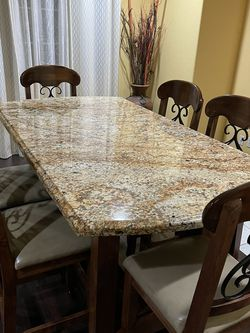 Dining Table and 8 Chairs for Sale in Fontana,  CA