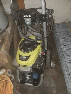 Ryobi pressure washer Honda motor for Sale in Houston, TX