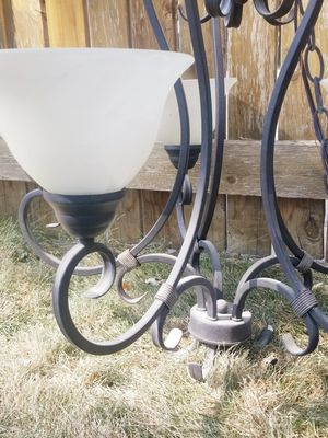 Black chandelier for Sale in Westminster, CO