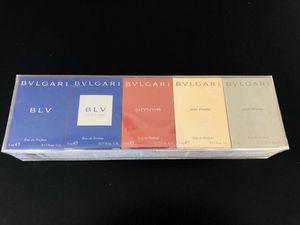 Perfume BVLGARI 5ml for Sale in Chino Hills, CA