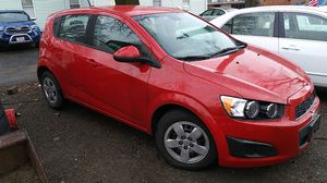 Chevy sonic for Sale in Hartford, CT
