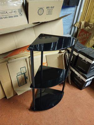 Corner Media Shelf / Table for Sale in Foster City, CA