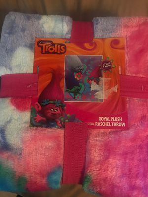 Trolls blanket for Sale in Lincoln Acres, CA