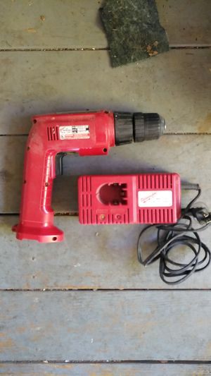 Milwaukee drill and charger for Sale in Columbus, OH