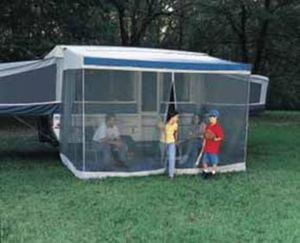 Screen room new in its bag! Jayco pop up camper awning attachment for Sale in Homer Glen, IL