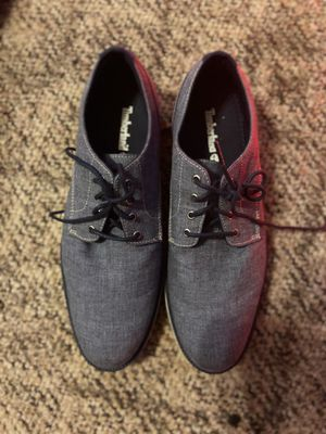 Timberland dress shoes size 10 for Sale in Colbert, WA