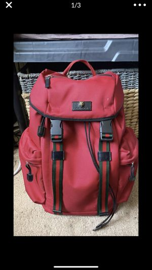 Red Gucci bag for Sale in Hayward, CA