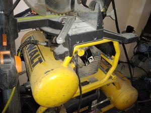 dewalt compressor for Sale in Los Angeles, CA