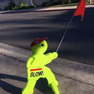 "Street Sign ""slow"" For Playing Children for Sale in Mission Viejo, CA"