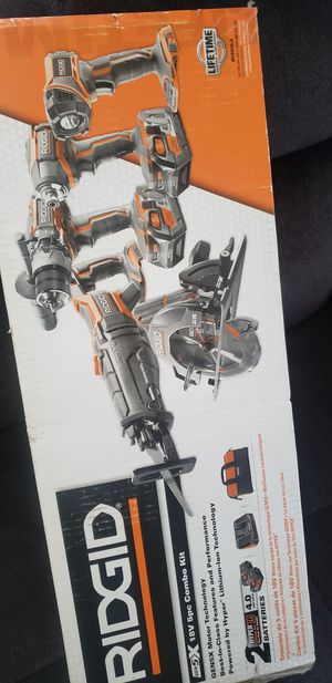 RIDGID 18V for Sale in Los Angeles, CA