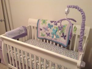 Crib/Toddler Bed (with all the parts) for Sale in San Mateo, CA